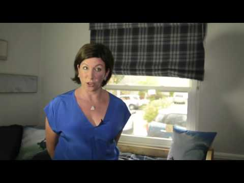 Andrea testimonial B for Sylvans and Phillips drapes and blinds