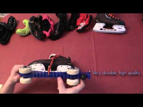 RollerGuard, Skaboots and Generic Skate Guard review for Ice Hockey Skates