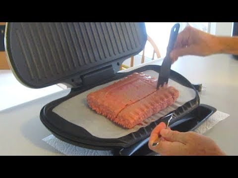 George Foreman Grill Cleaning + Cooking Tips Chicken Turkey Burger Steak Meat How to Cook GR2144P