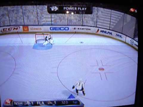 STANLEY CUP ON THE ICE! NHL 2K11