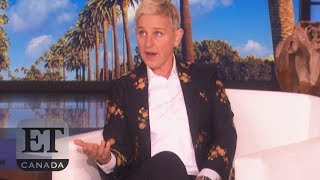 Ellen Reveals Fate Of Talk Show