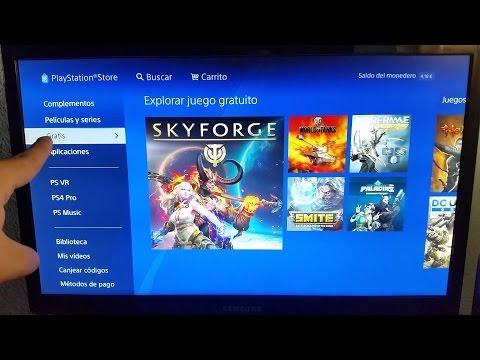 Como descargar Juegos GRATIS en PlayStation 4 (PS4)