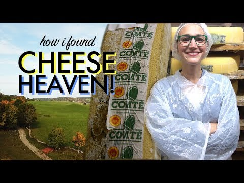 How I Found CHEESE HEAVEN!