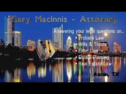 Introducing Gary MacInnis, Attorney at Law