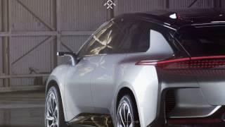 Faraday Future - FF 91 [ Future Car Review ]