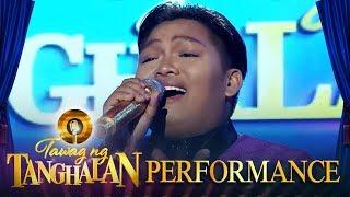 Tawag ng Tanghalan: John Mark Saga | Malaya (Day 6 Semifinals)