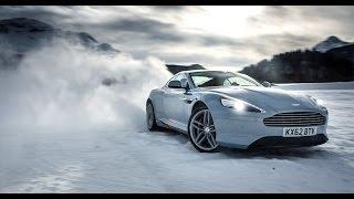 Aston Martin in the Snow Music Video