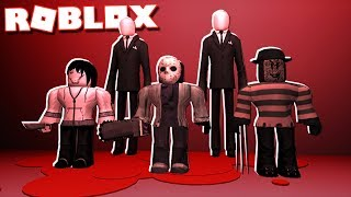 Roblox Adventures - SLENDER
