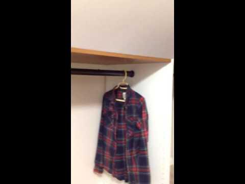 Bungalow Attic Closet - Shrewsbury, Ma 01545