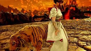 TEKKEN 7 - Gold Legend (Devil Jin) Vs  SilverBullet (Leo)