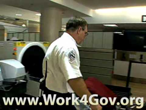 Airport Screeners -  - Apply For A Government Job - US Government is Hiring