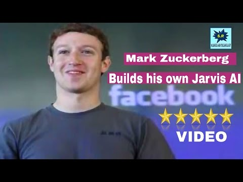 Facebook Jarvis AI Artificial Intelligence - Mark Zuckerberg builds his own Jarvis