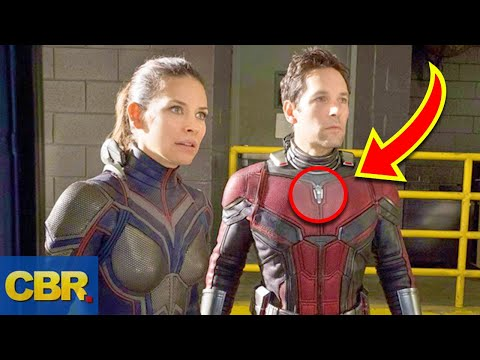 "10 Things Marvel Doesn't Want You To Know About ""Ant-Man and the Wasp"""