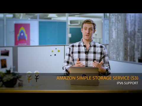 Internet Protocol Version 6 (IPv6) Support for Amazon S3