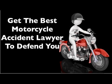 How To Find A Motorcycle Accident Lawyer To Win Your Case
