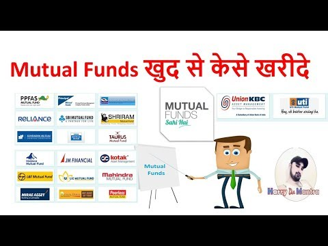 How to Buy Mutual Funds Direct Online ? | Direct Option | Step by Step in Hindi