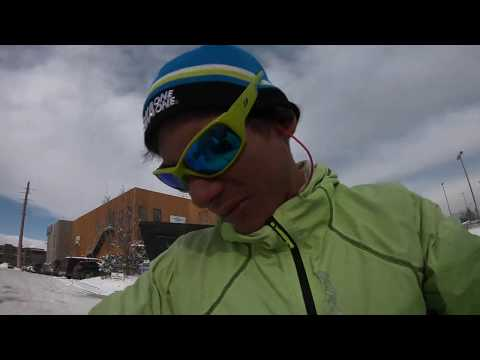 VLOG: Training for a 2:18 (or faster) Boston Marathon: A DAY OF EATING AND RUNNING | Sage Canaday