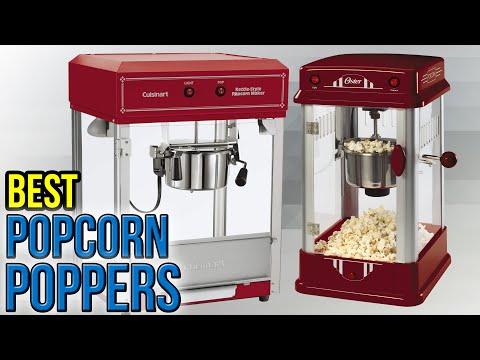 10 Best Popcorn Poppers 2017