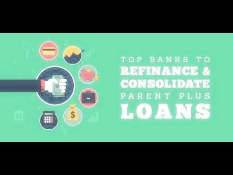 parent plus loan consolidation