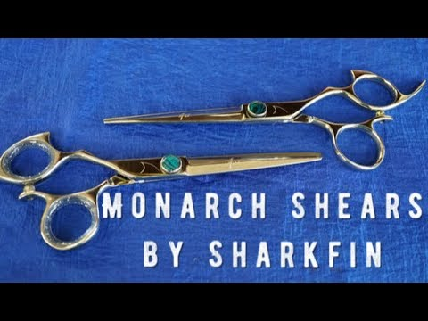 Monarch Shears by Sharkfin Review: How To Find the Right Hair Cutting Scissors