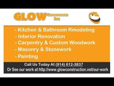 Interior Renovation Company Westchester, NY   (914) 612 3837   Glow Construction