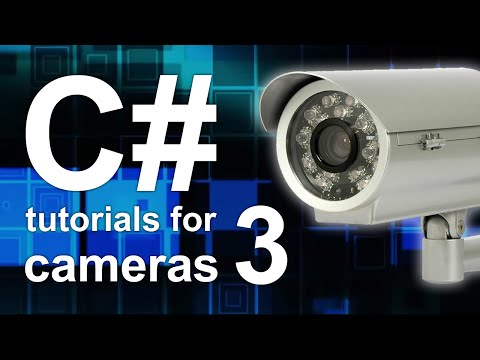 C# camera tutorial #3 - Camera viewer