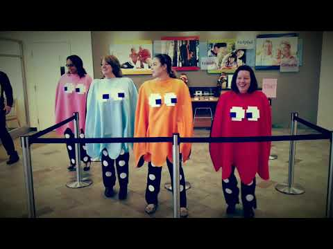 Halloween 2017 Pacman Edition