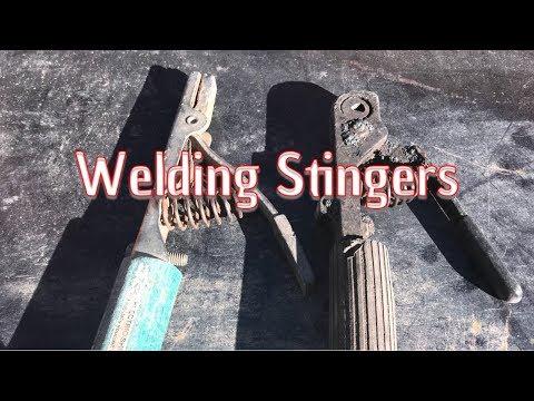 Welding Stinger. T-300 vs V-Stinger