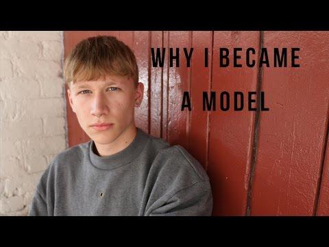 Why I Became A Model & How I Got Into It | Zac Macfarlane