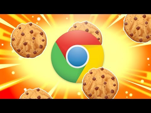 Chrome - How to Clear Cookies