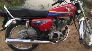 HONDA 125 2010 MODEL