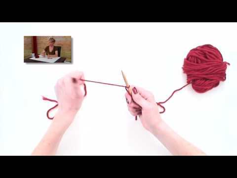 Knitting Help - Long Tail Cast-On