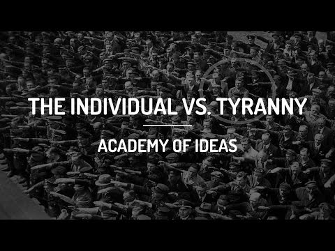 The Individual vs. Tyranny