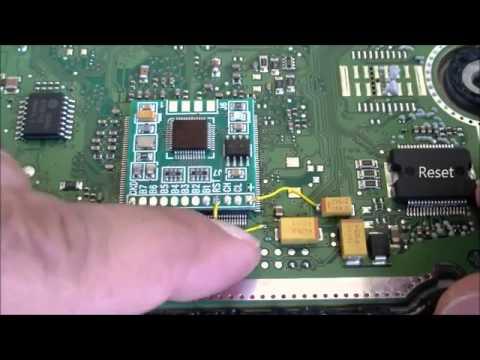 Install CMD SpiderBOOT on VAG ECU