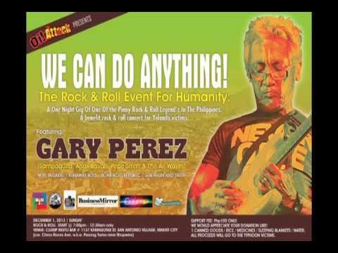 OI ATTACK presents gary perez ang pagbabalik ng kwago dec 1 2013