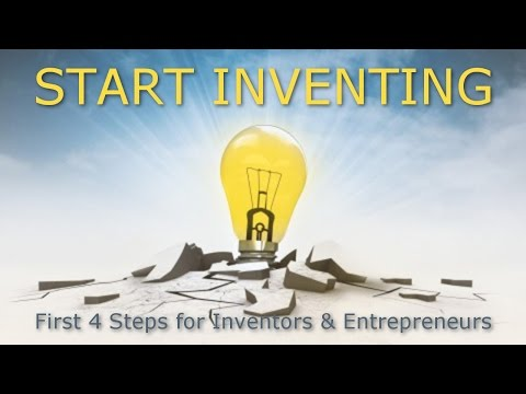 Start Inventing - the New Course from Inventors Learning Center