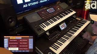 KORG AD&MC V2 SET - Ep 4 & Daniel Andronescu - PakVim net HD