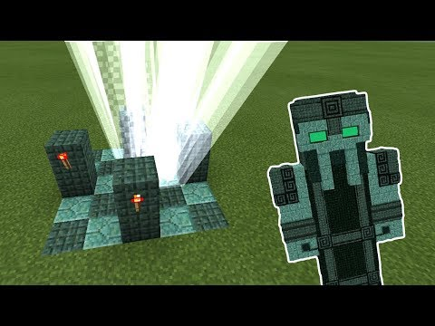 How To Make an Admin Boss Spawner in Minecraft (Pocket Edition, Xbox, Addon)