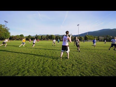 SOUPA Ultimate Frisbee - June 14, 2017