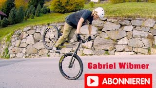 Street Trial RIDER,14 years old/Gabriel Wibmer