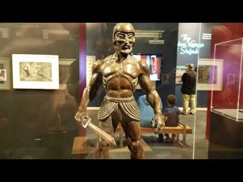 Ray Harryhausen's Talos & Hydra , used in Jason And The Argonauts