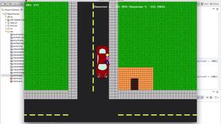 Making A Java Game Using Slick2D Ep 15 Drivable Car