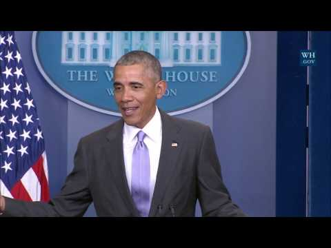 1/17/17: White House Press Briefing