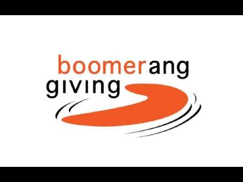 Boomerang Giving Launches New App