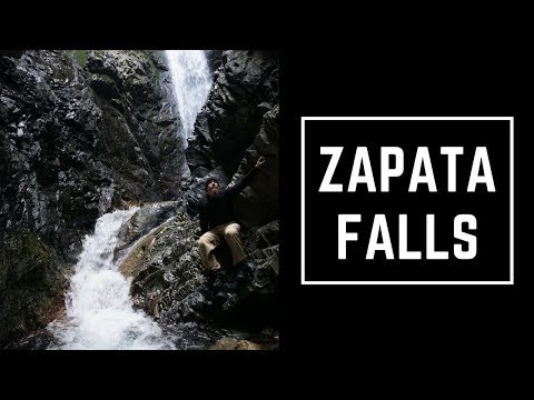 Camping and Hiking at Zapata Falls