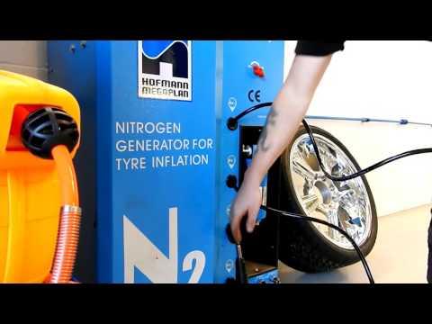 NG90 4 Nitrogen Tyre Inflation – Hofmann Megaplan
