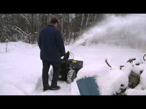 Burned Snowblower Auger Belt & Prevention Tips