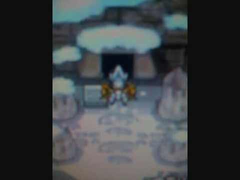 Pokemon Heart Gold & Soul Silver: Arceus Battle