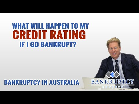 Bankruptcy Experts Australia - What Happens To My Credit Rating When I File for Bankruptcy?