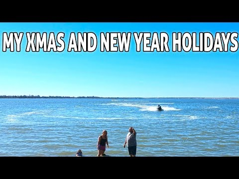 Jet skis, drones and good times. Xmas & New Years - South Australia - Barmera & Lake Bonney